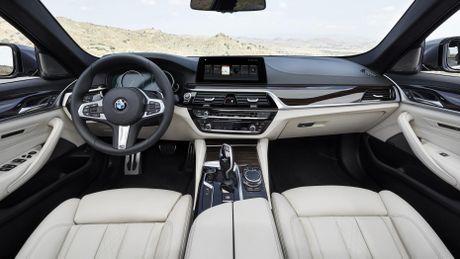 10 diem thu vi tren BMW 5-Series 2017 - Anh 9
