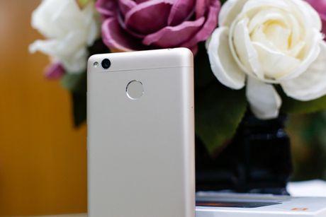 4 uu diem cua smartphone gia re Xiaomi Redmi 3s - Anh 3