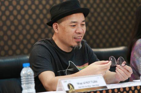 Chung Huyen Thanh dua ban trai di casting show thuc te - Anh 10