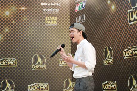 Chung Huyen Thanh dua ban trai di casting show thuc te - Anh 7