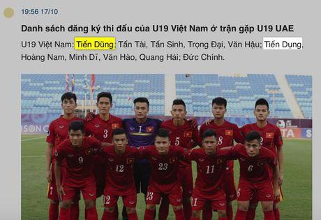Thu mon giup U19 VN cam hoa UAE tung da trung ve - Anh 1
