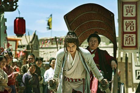 'Chi Ton Bao' dep trai nhat man anh se danh that tren phim - Anh 2