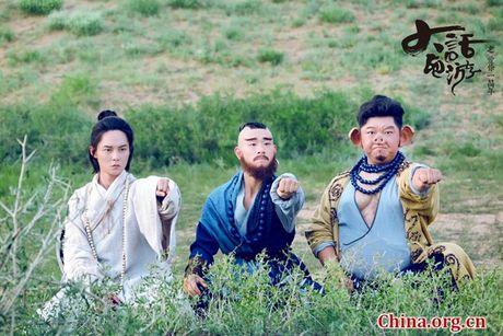 'Chi Ton Bao' dep trai nhat man anh se danh that tren phim - Anh 3