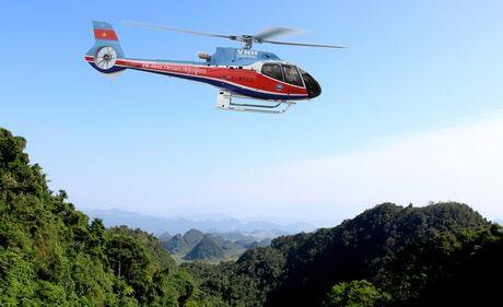 May bay truc thang mat lien lac o Ba Ria - Vung Tau - Anh 1