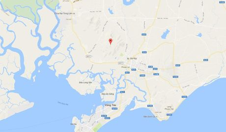 May bay truc thang mat lien lac o Ba Ria - Vung Tau - Anh 2