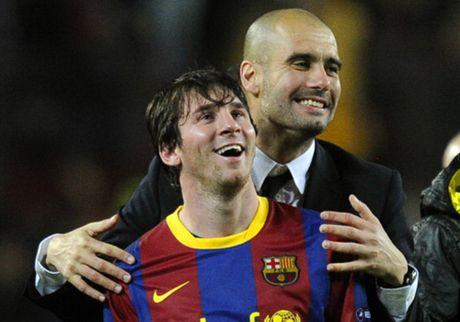 'Guardiola se giup Man City chan Messi, danh bai Barca' - Anh 1