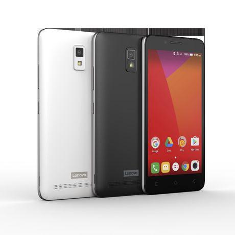 Lenovo trinh lang smartphone 4G gia re tai Viet Nam - Anh 1