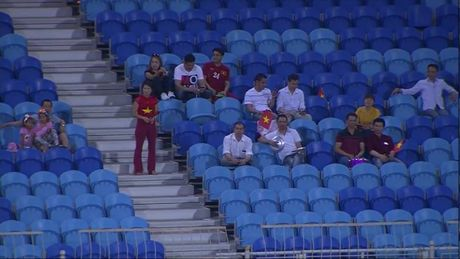 Video CDV tiep lua U19 Viet Nam o giai chau A - Anh 2