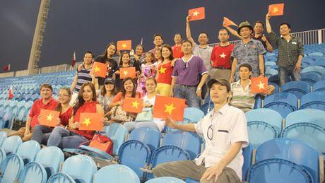 Video CDV tiep lua U19 Viet Nam o giai chau A - Anh 4