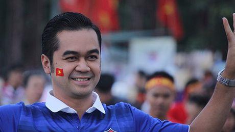 Video CDV tiep lua U19 Viet Nam o giai chau A - Anh 7