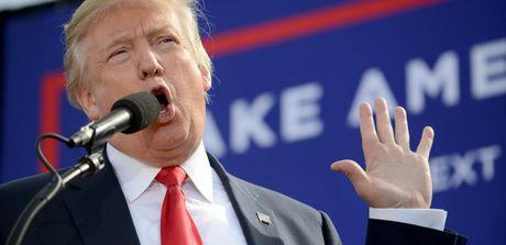 Chay nuoc rut, Donald Trump quyet choi ban toi cung - Anh 1