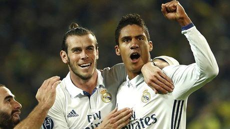 Keo Champions League: Real an dam, tin vao Juve - Anh 1