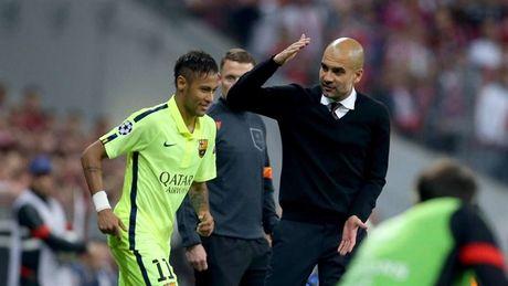 Neymar - Cai toi doi lap cua Guardiola - Anh 1