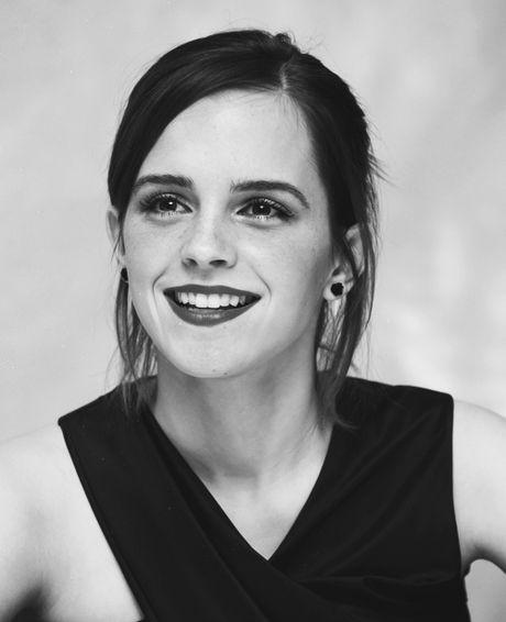 Emma Watson: Trai tim hoa hong co lua - Anh 1