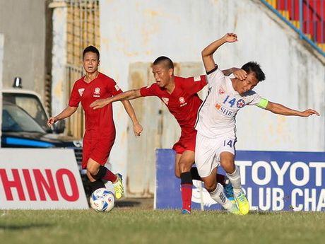 Bao Anh: V-League co cau thu ki thuat nhung day ray van de - Anh 3