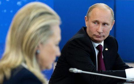 Obama: Putin so Hillary Clinton trung cu Tong thong My - Anh 1