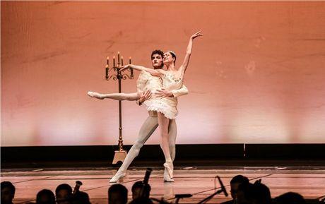 Hoc vien Ballet quoc gia Cuba nhan sinh vien My dau tien sau 50 nam - Anh 1