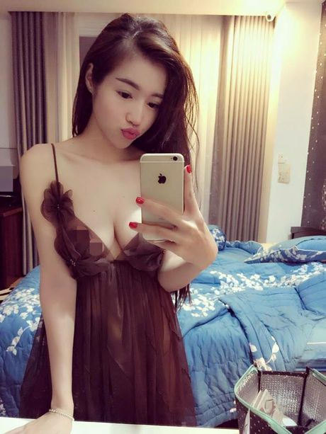 Elly Tran khoe eo 54cm, dap tan tin don nguc 'khung' la do chinh anh - Anh 9