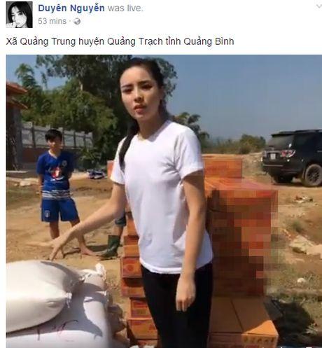 Ngoc Han, Huyen My, Ky Duyen het long vi mien Trung - Anh 8