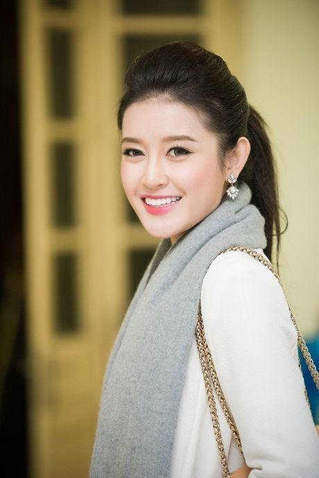 Huyen My: 'Khong ngai tieng lam mau khi ung ho mien Trung' - Anh 3