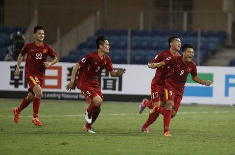 DIEM TIN TOI (19.10): Bi quyet nao giup DT U19 Viet Nam 'lot xac'? - Anh 1
