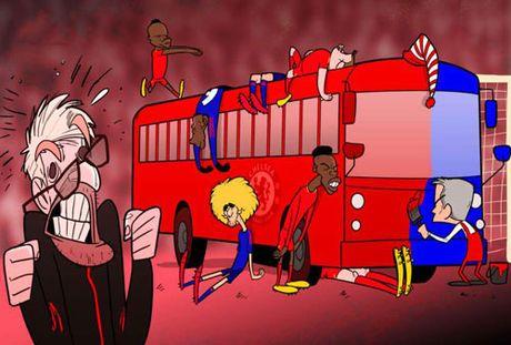 HAU TRUONG (19.10): M.U 'ho hang' vu Pogba, Liverpool bi meo 'am' - Anh 3