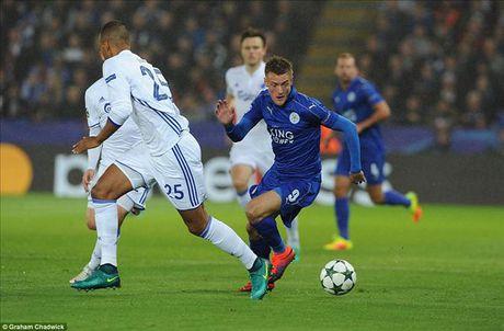 Leicester City 1-0 Kobenhavn: Riyad Mahrez viet lich su cho Bay cao - Anh 2