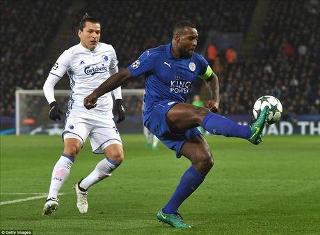 Leicester City 1-0 Kobenhavn: Riyad Mahrez viet lich su cho Bay cao - Anh 5