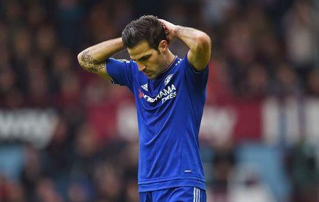 Cesc Fabregas da san sang roi Chelsea de gia nhap AC Milan - Anh 2