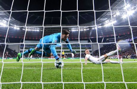 Lloris phan xa nhu 'thanh', Tottenham thoat chet truoc Leverkusen - Anh 2