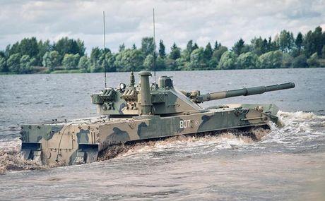 Tai sao Viet Nam nen mua xe tang 2S25 Sprut-SDM1? - Anh 13