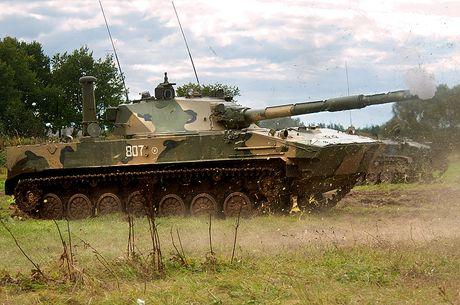 Tai sao Viet Nam nen mua xe tang 2S25 Sprut-SDM1? - Anh 14