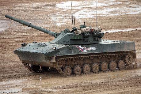 Tai sao Viet Nam nen mua xe tang 2S25 Sprut-SDM1? - Anh 1