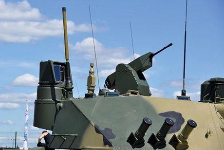 Tai sao Viet Nam nen mua xe tang 2S25 Sprut-SDM1? - Anh 6