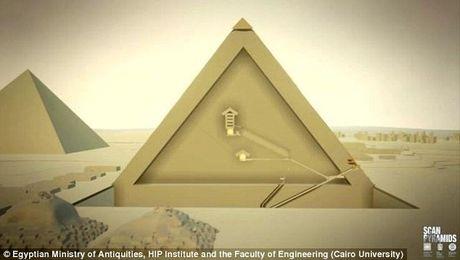 Bat ngo hai khoang bi an trong Dai kim tu thap Giza - Anh 7