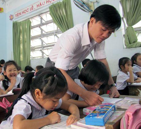 Soc Trang: Day manh danh gia ngoai cac cap hoc - Anh 1
