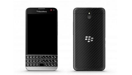 He lo thoi diem ra mat smartphone BlackBerry Mercury - Anh 1