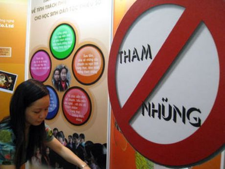 Phong, chong tham nhung tren dia ban TP Ha Noi: Chuyen bien, quyet liet tu nguoi dung dau! - Anh 2