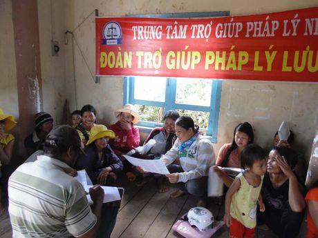 Nhung diem dang chu y trong du thao Luat Tro giup phap ly - Anh 1