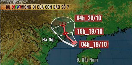 Chieu nay (19/10), bao so 7 do bo Quang Ninh - Anh 1