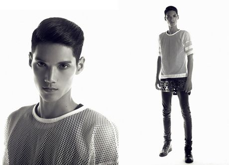 "Nhung ""nam than"" khong lo va dien trai o cac phien ban Top Model - Anh 20"