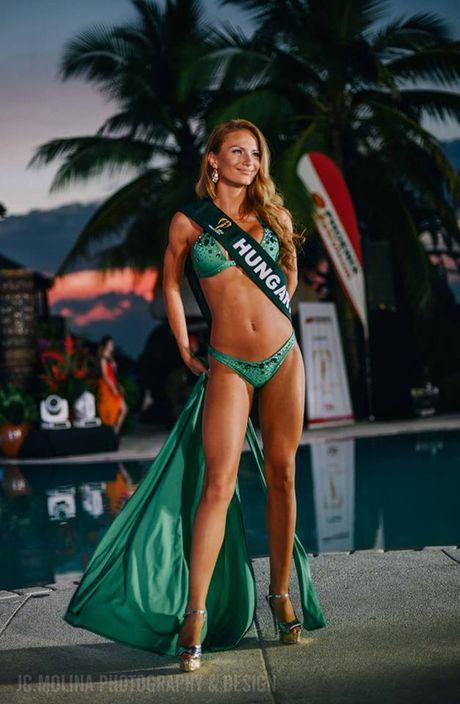 Ngam bikini cua thi sinh Hoa hau Trai Dat 2016 - Anh 10