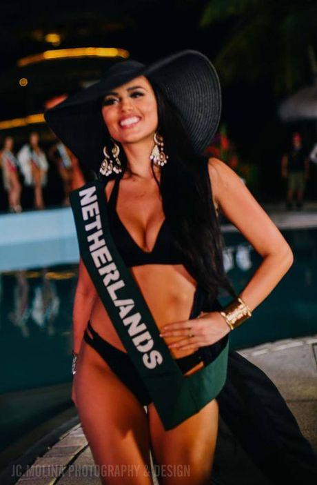 Ngam bikini cua thi sinh Hoa hau Trai Dat 2016 - Anh 11