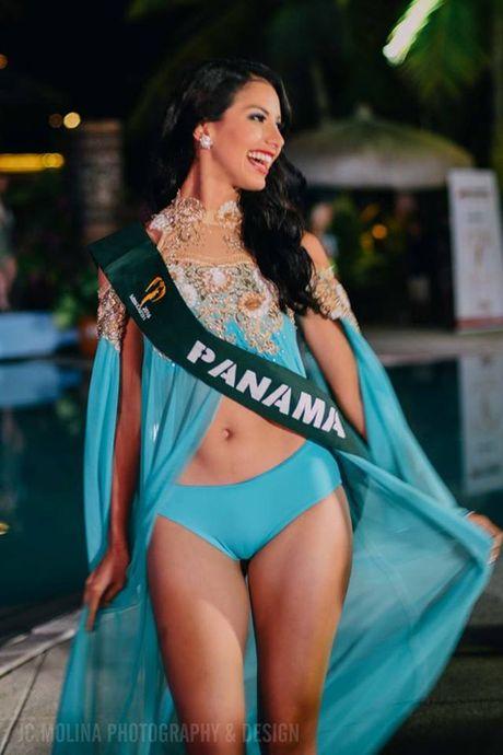 Ngam bikini cua thi sinh Hoa hau Trai Dat 2016 - Anh 5