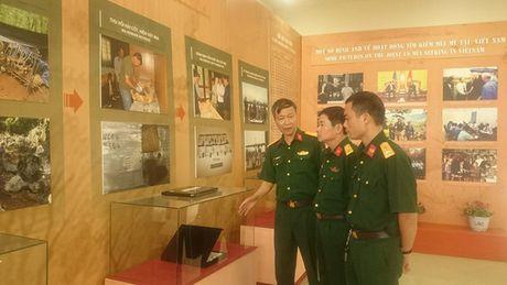 Can canh cac loai bom min My nem xuong Viet Nam 1964-1972 - Anh 19