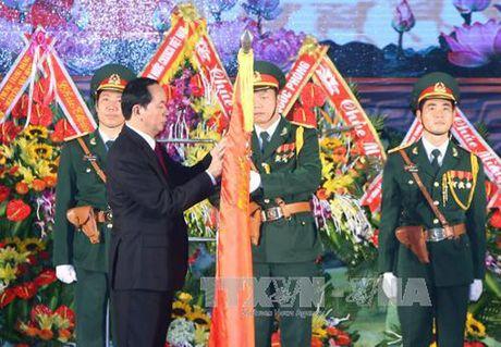 Ky niem 70 nam Ngay Truyen thong Luc luong vu trang Quan khu 2 - Anh 1