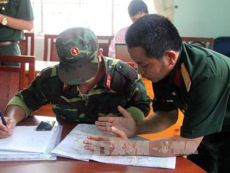 Da tim thay may bay mat tich o Ba Ria-Vung Tau - Anh 1