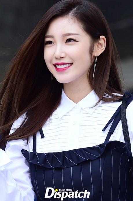 Na Eun nam tinh, Kim So Hyun gia dan tai Seoul Fashion Week - Anh 7