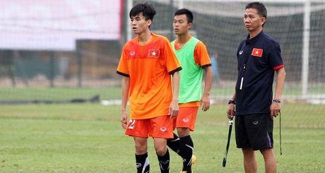 Tin HOT sang 19/10: Nghi an gian lan tuoi tai giai U19 chau A - Anh 1