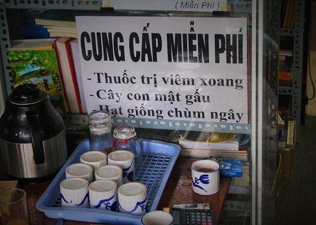 Quay sach Phat hoc 'mien phi' doc va cho muon giua long Sai Gon - Anh 3